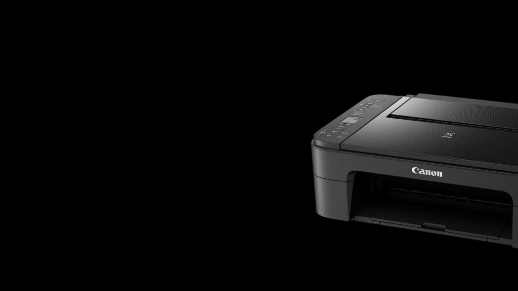canon printer setup
