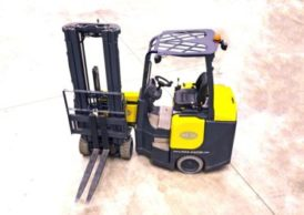 Advice for First Time Buyers of Forklifts for sale near me