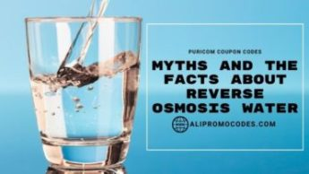 Myths & The Facts About Reverse Osmosis Water
