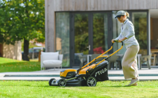 Storing Your Lawnmower This Winter