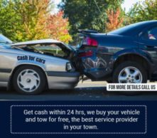 Approaching cash for cars location in sunshine coast