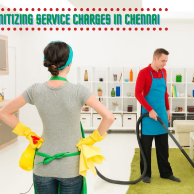 Home Sanitizing Service Charges in Chennai