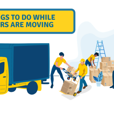 4 Things To Do While Movers Are Moving