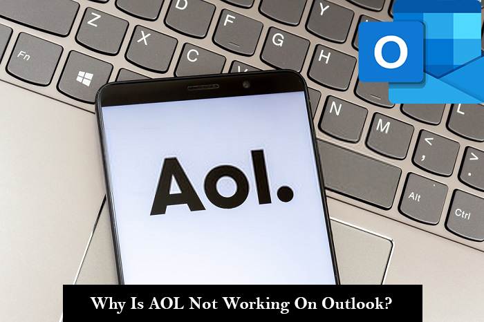 Why is AOL not working on Outlook-92fd2fec