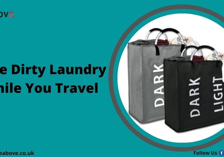 Store Dirty Laundry While You Travel