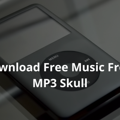 Download Free Music From MP3 Skull